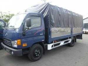 Xe tải Hyundai HD98 | Xe có sẳn giao ngay | Trả góp 80%