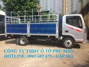 JAC 8T4/ Xe tải Jac 8t4 giá khuyến mãi tại Phú Mẫn Auto