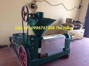 Máy ép dầu công nghiệp 120kg/h,máy ép dầu lạc giá rẻ liên hệ để có giá tốt nhất.