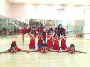 Lớp AEROBIC cho bé từ 5 tuổi