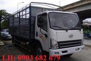Xe tải FAW 7.3 tấn – Máy Hyundai D4DB giá tốt