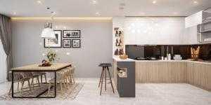 Tư vấn xây nhà 2 tầng khang trang cho gia đình ít tiền