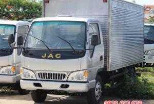 Bán JAC 2T4/2400kg chạy vào Thành phố
