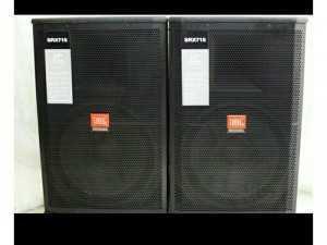 Loa bass 40cm thùng sơn 715 sân khấu