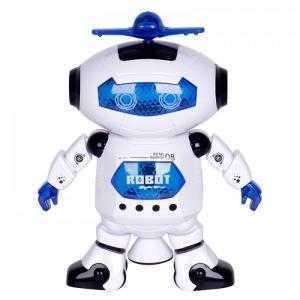 Robot xoay thông minh có đèn