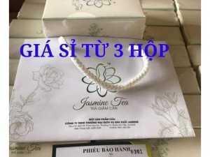 Trà giảm cân jasmine tea