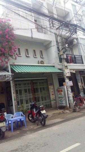 Bán nhà mặt tiền đường Miếu Bình Đông quận Bình Tân