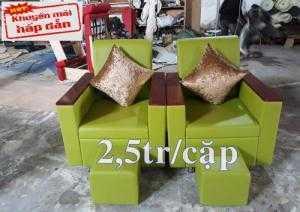 Ghế nail giá rẻ tại Bình Dương - Xưởng sản xuất sofa giá rẻ