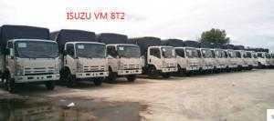 Xe tải Isuzu 8 tấn 2 FN129 thùng kín hỗ trợ...