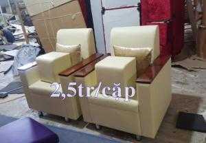 Ghế nail bán chạy nhất tại HCM - Xưởng sản xuất sofa giá rẻ