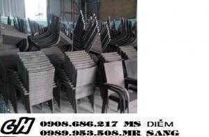 Cần thanh lý ghế cafe giá rẻ hh2
