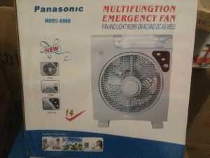 Quạt tích điện PANASONIC Model 6969