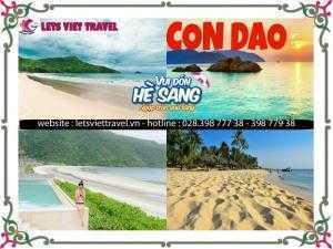 Tour du lịch Côn Đảo 2018
