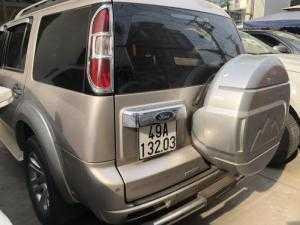 Everest 2013 số tự động, đẹp như ảnh, xe cá nhân giữ kỹ, xe gốc thành phố