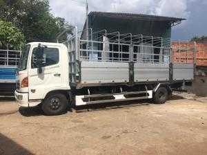 Xe tải Hino 6 tấn (Tiêu chuẩn Euro 4)
