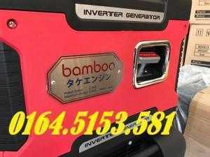 Máy phát điện xách tay 2,5kw chống ồn Bamboo EU25i