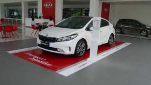 Kia Cerato 2018 giá chỉ 530 triệu - 150tr giao xe ngay, trả góp chỉ từ 7.8 tr/tháng.