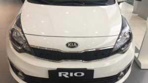 Kia Rio nhập khẩu - Giá cực tốt chỉ từ 455tr, hỗ trợ trả góp 100%, xe đủ màu, giao ngay