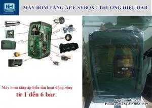 Máy bơm tăng áp Esybox DAB