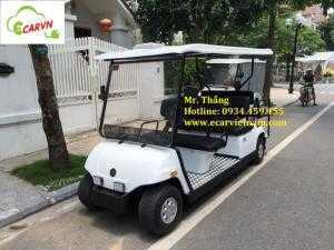 Bán xe điện du lịch yamaha 6 chỗ