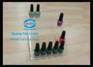 Kệ nước sơn móng tay dùng cho các spa,tiệm nails