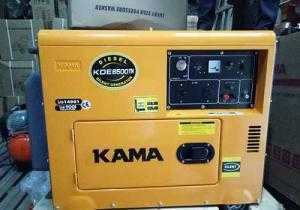 Máy phát điện Kama sản xuất tại Trung Quốc