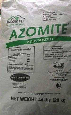 Công ty Dylan phân phối khoáng Azomite nguyên liệu