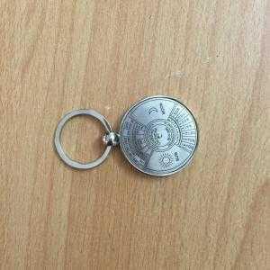 In ấn, khắc laser logo, hình ảnh lên móc chìa khóa giá rẻ