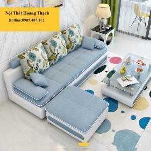 Sofa phòng khách 3D giá bao rẻ bao đẹp - Xưởng sản xuất sofa giá rẻ