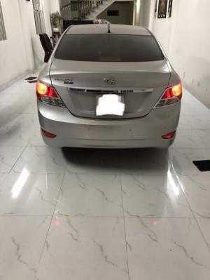 Bán Hyundai Accent 1.4 AT 2013, đúng chất, sơ cua chưa hạ, giá TL, hổ trợ góp