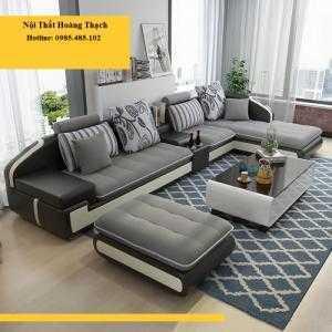 Sofa phòng khách cao cấp giá siêu khuyến mãi - Xưởng sản xuất sofa giá rẻ