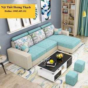 Sofa phòng khách tông màu thanh lịch - Xưởng sản xuất sofa giá rẻ