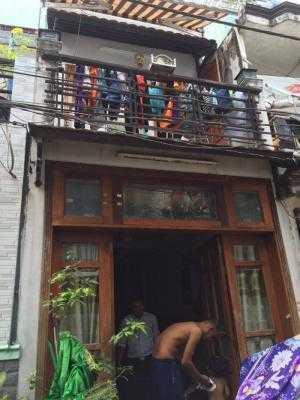 Bán nhà đường Bình Trị Đông quận Bình Tân