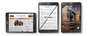 Tablet plaza Samsung Galaxy Tab A 8.0 (2017)