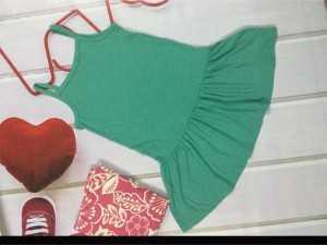 Đầm váy 2 dây oldnavy size 5T