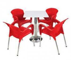 Bàn ghế cafe giá rẻ NN02
