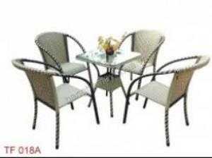 Bàn ghế cafe giá rẻ Nn03