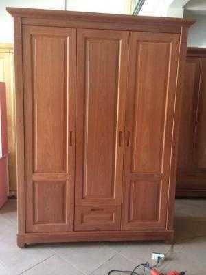 Tủ quần áo gỗ xoan đào mun loại 3,4,5,6 buồng