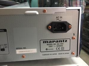 Chuyên bán CD Marantz 15S1