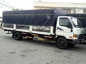 Xe Hyundai HD120sl 8.1 tấn thùng dài 6.3 m...