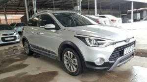 Bán Hyundai I20 Active 1.4AT màu bạc số tự...