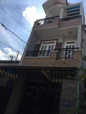 Bán nhà hẻm 276 đường Mã Lò quận Bình Tân