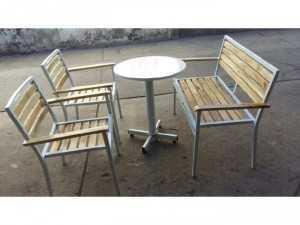 Ghế gỗ chân đút giá rẻ