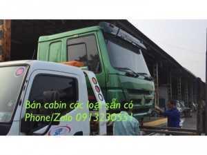 Bán Cabin Xe Howo. A7, Kia, Dongfeng Đầu Kéo,...