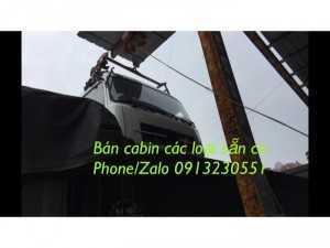 Bán cabin xe tải ben Dongfeng