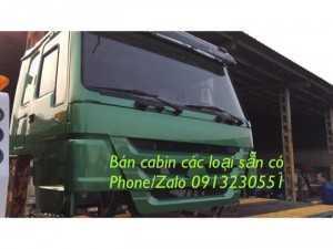 Bán Cabin Xe Tải Howo, Howo A7, Sino Truck,...