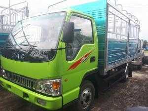Đại lý mua bán xe tải Jac 4.95 tấn hỗ trợ vay...