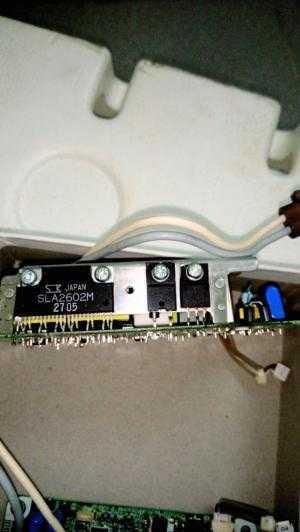 Cao áp máy chiếu Panasonic PT-LB3EA, PT-LB3