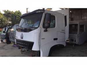 Bán cabin xe tải ben Howo a7, Howo, Chenglong