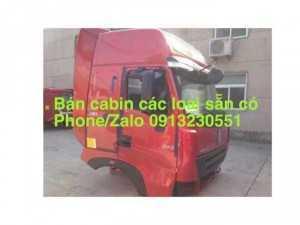 Bán Cabin Xe Howo A7 , Đongfeng, Chenglong,...